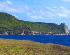 Tinian Suicide Cliff